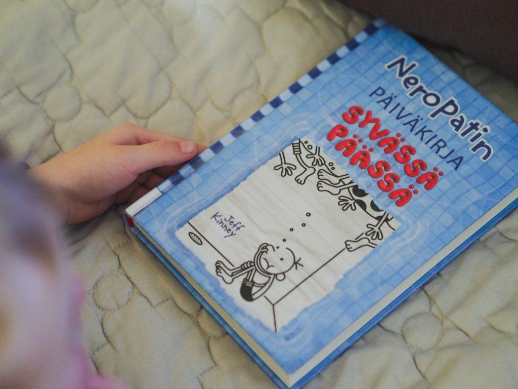 neropatin päiväkirja