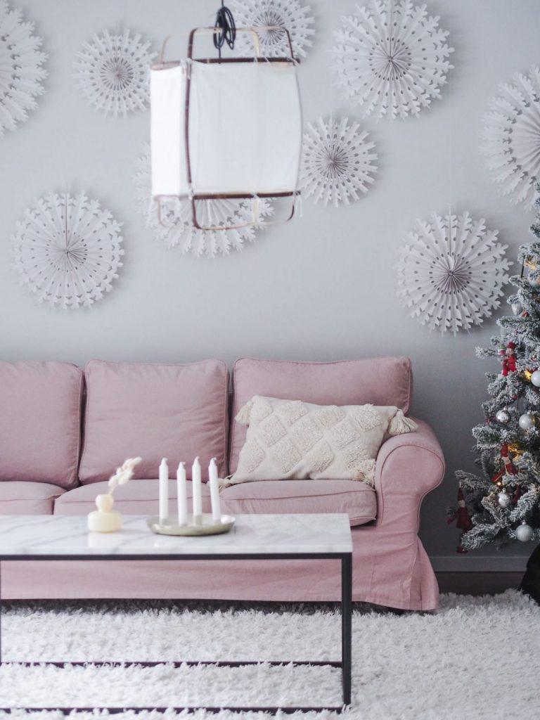 sohvan värjäys